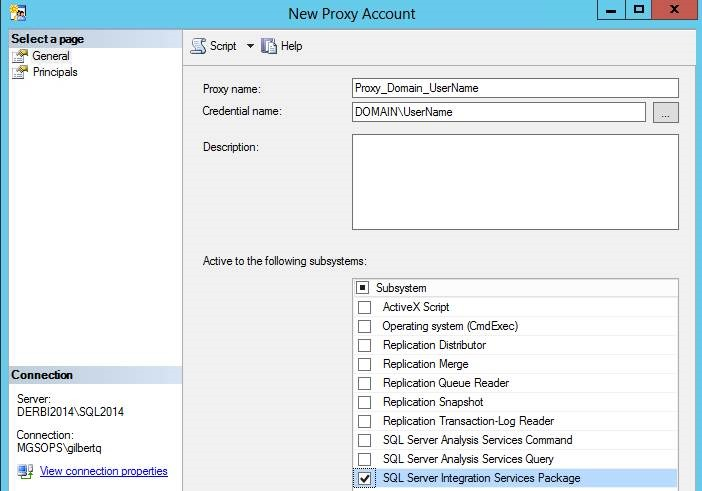 ssis how to run a package