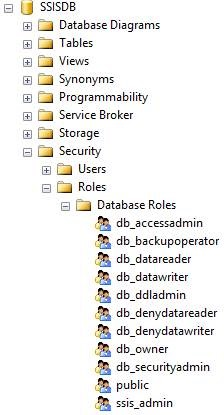 Setting up a Proxy Account to run SQL Server Integration